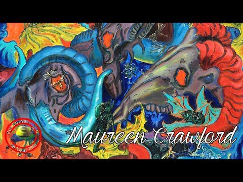 Fine Art Tips with Maureen Crawford on Colour In Your Life