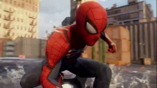 Spiderman Gameplay Trailer - NEW E3 2016 Spiderman PS4 Game!!