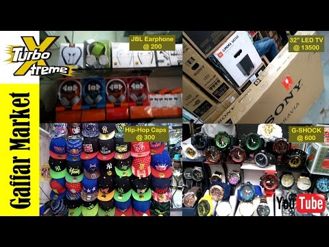 GAFFAR MARKET - LED/LCD TV/MOBILE/SHOES/G-SHOCK in Cheap Price - Turbo Xtreme