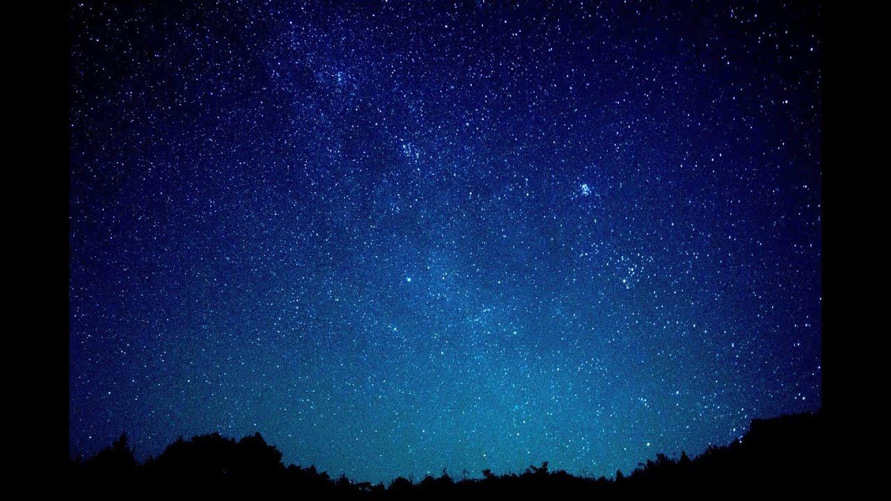 自然音》田舎の夜・虫の声と川のせせらぎ - Nature Sounds 1hour ...
