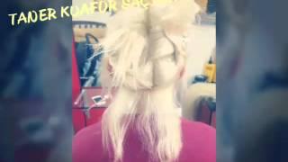 Ankara Saç Kaynak Nasıl Yapılır Mikrojel Mikro Kaynak Zararları Fiyat Taner Kuaför Boncuk Keratin
