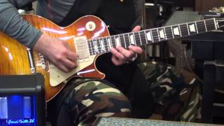 BARK AT THE MOON by Gibson les paul historic collection