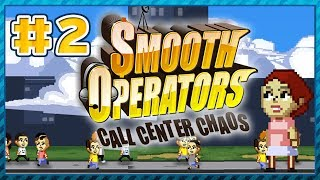 "Smooth Operators: Call Center Chaos #2- ""Leg auf, du Sack!"" (Deutsch)"