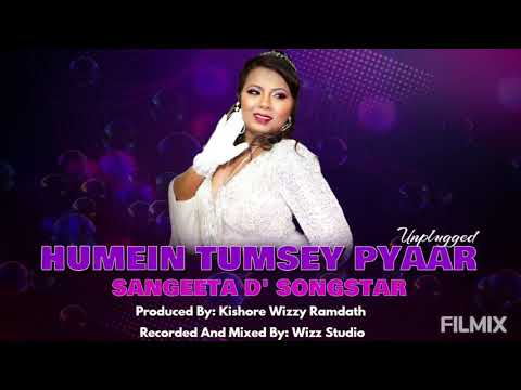 Sangeeta D'Songstar: Hume Tumsey Pyaar [unplugged] (Bollywood Cover)