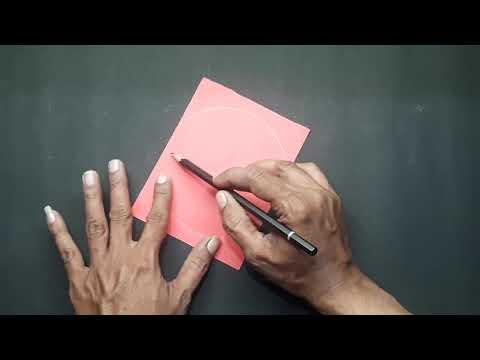 DIY PAPER FLOWER WALL HANGING WALL DECORATION IDEAS videotrendz ORIGAQMI