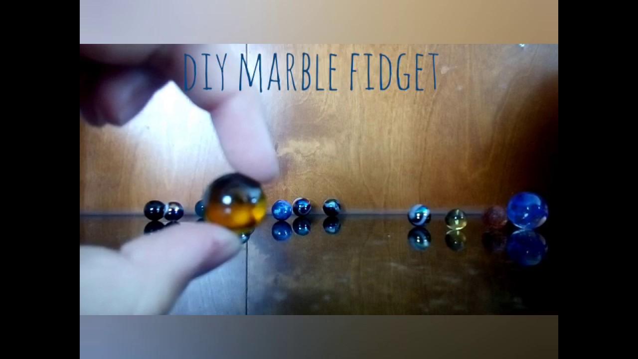 DIY Fidget Marble TOY