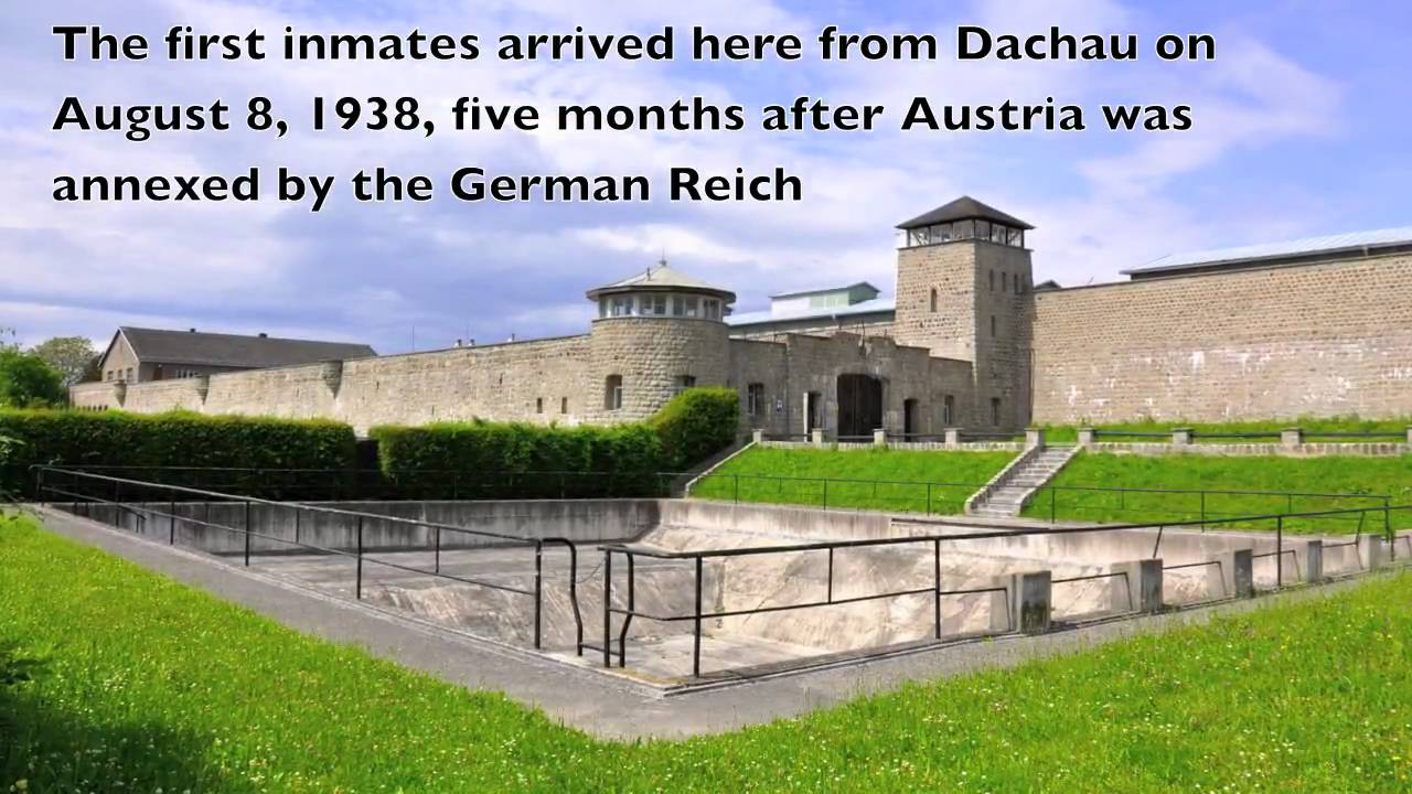 Europe 2010 - Mauthausen Concentration Camp - YouTube