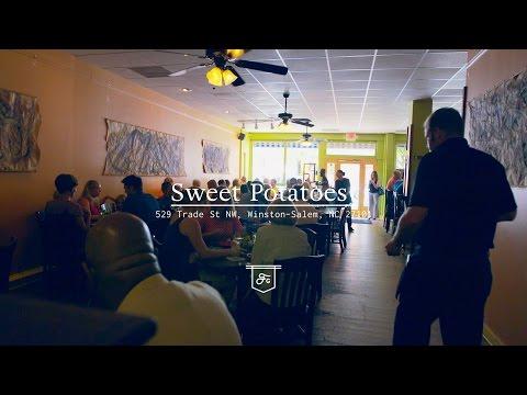 Field Guide X Sweet Potatoes Restaurant