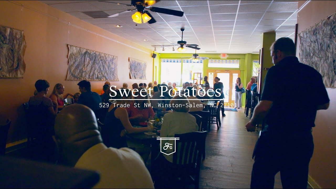 Sweet Potatoes Restaurant Southern Food Winston Salem Nc
