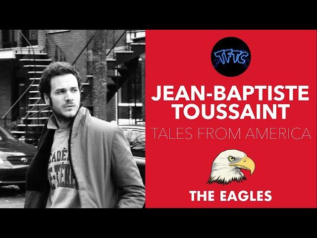 L'Amérique vue par Jean-Baptiste Toussaint, de la chaîne Tales From The Click