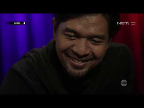 DCODE -  Reaksi Dimas Djay Melihat Behind The Scene Creators Saat Membuat Film (1/3)