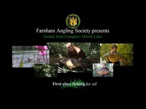 Farnham Angling Society - Yateley East Complex the Match Lake Carp Fishery