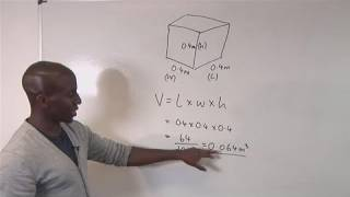 How To Compute Cubic Meters