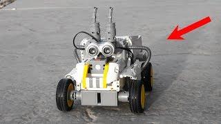 We Built a Robot!