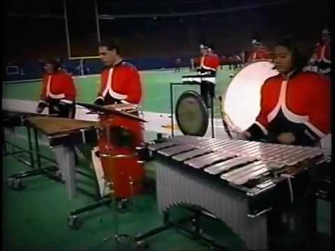 somerville high school nj marching band ussba 1996