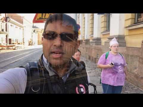 Down Town Helsinki Finland