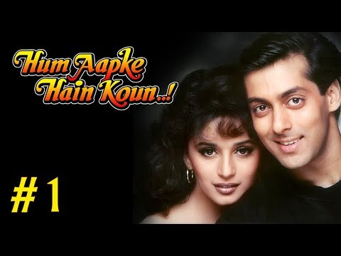 Hum aapke hain koun hindi movie salman khan madhuri dixit