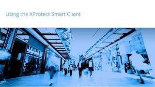Smart Client: Play Back Recorded Video
