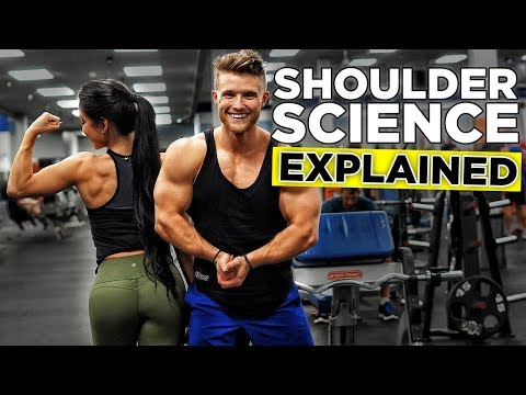 The Most Effective Way to Train Shoulders | Science Explained (12 Studies)