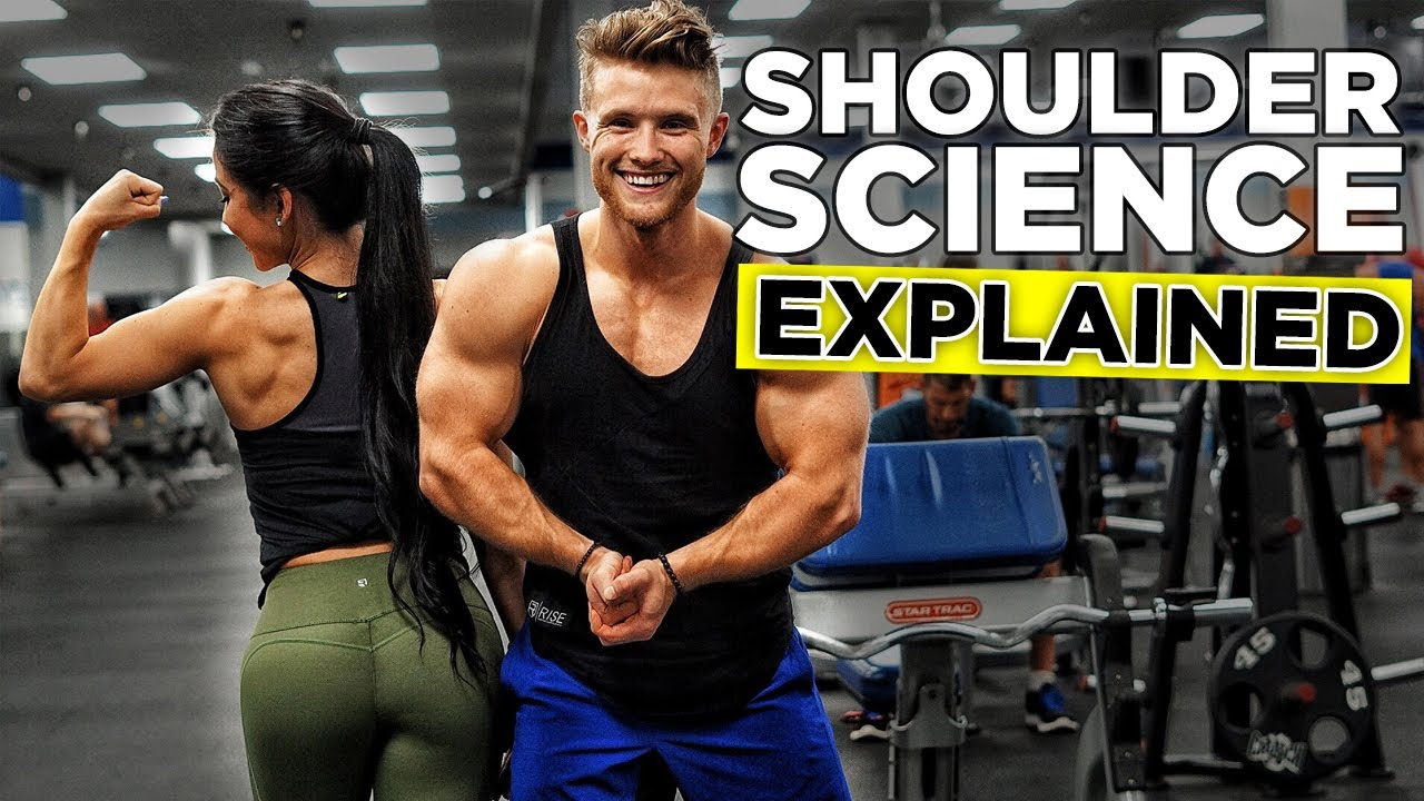 The Best Way To Train Your Shoulders - Mount Muscle - Where