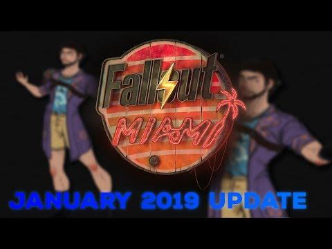 Fallout: Miami - January 2019 Progress Update