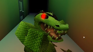 ROBLOX CROCODILE GUESTY JUMPSCARE Roblox Guesty Piggy New Update