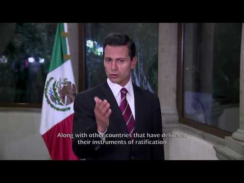 Mexico: Statement 2016 UN Climate Change high-level event