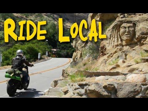 Ride Local / RSD Ducati Scrambler / MotoGeo Adventures