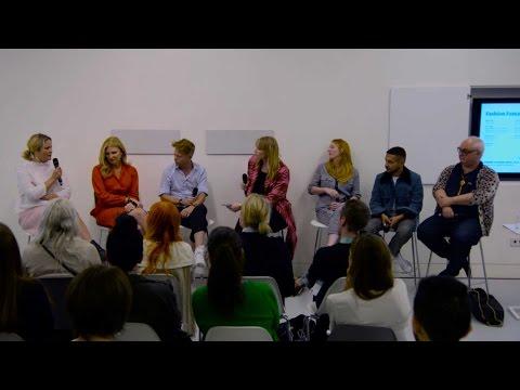 London Fashion Week Talk Series Presented by American Express: Fantastic Fashion Careers