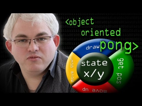 Pong & Object Oriented Programming - Computerphile