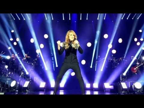 Céline Dion - The Show Must Go On @ Lille 1/7