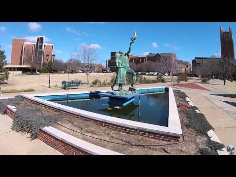 Campus of Oklahoma City University