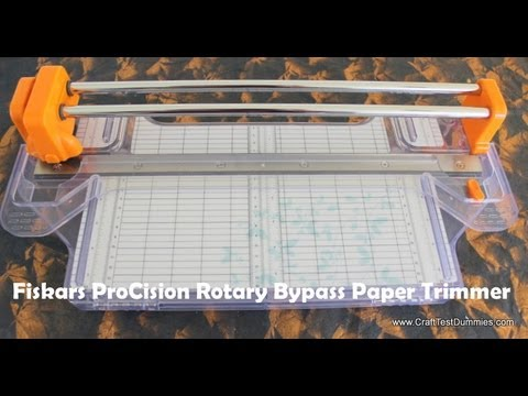 ProCisionRotary Bypass Paper Trimmer by Fiskars