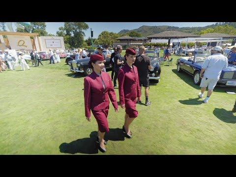 The Quail, A Motorsports Gathering with Qatar Airways