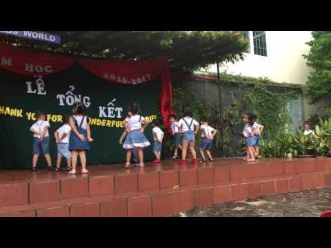 Kids World - Graduate Ceremony 2017