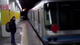 2019年2月10日に新秋津を通過する東京メトロ東西線07系の甲種輸送を撮影してみた