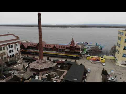 Территория завода Кинап / KIN.UP / Октябрьский (Сталинский) район / город Самара / Russia