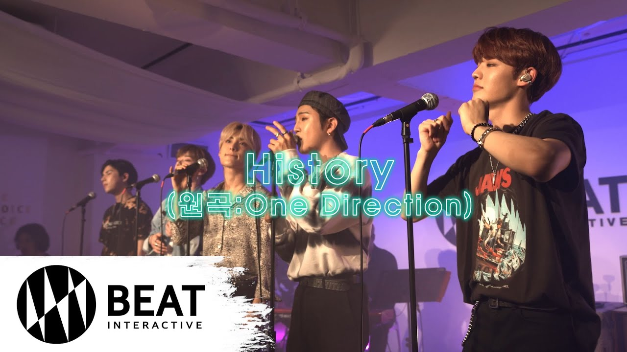One Direction - History (Covered by. A.C.E 에이스)