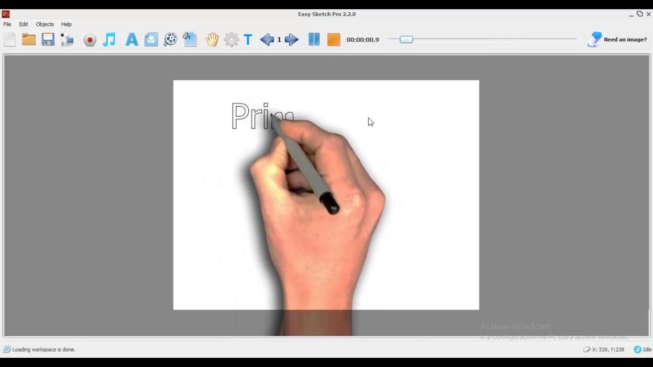 Software para crear videos animados youtube for Aplicacion para disenar interiores