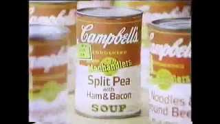 1970s Campbell's Manhandlers Soup Commercial