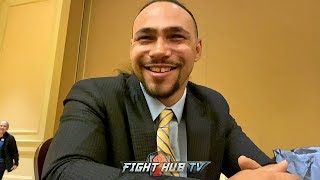 "KEITH THURMAN ""I THOUGHT ABOUT FIGHTING MCGREGOR.."" TALKS 2020 RETURN & HAND SURGERY RECOVERY"