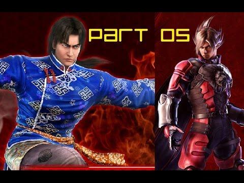 Tekken Tag 2: Lei/Lars Ranked Matches Part 05