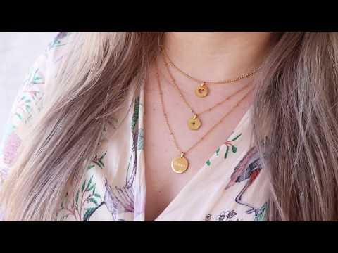 Bijoux à faire soi-même : Mix & match des bijoux en acier inox ♡ DIY