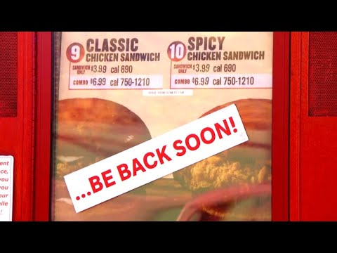 The Woody Show - Popeyes' Hints Its Popular Chicken Sandwich Is Returning