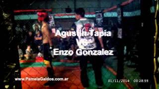 """Agustin Tapia VS Enzo Gonzalez """"EXPLOTA LOS TOLDOS II"""" Fight Club"""