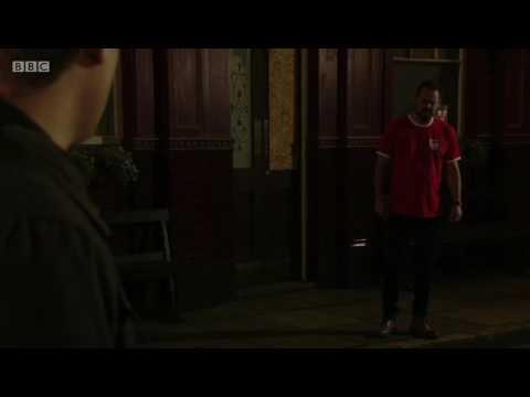 EastEnders - Lee Carter Leaves Walford  (Julia's Theme)