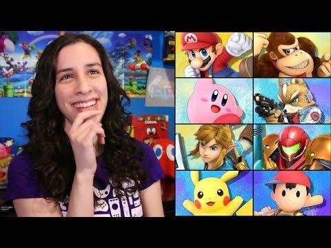 Super Smash Bros. Ultimate Reaction & First Impressions!