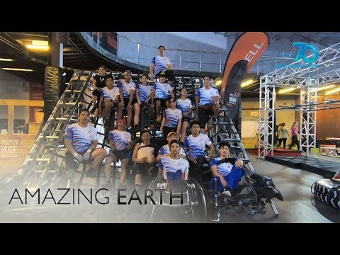 Amazing Earth: Meet the Philippine representatives at the ASEAN Paragames! - 동영상