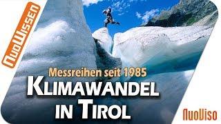 Klimawandel in Tirol - Die Winter seit 1895