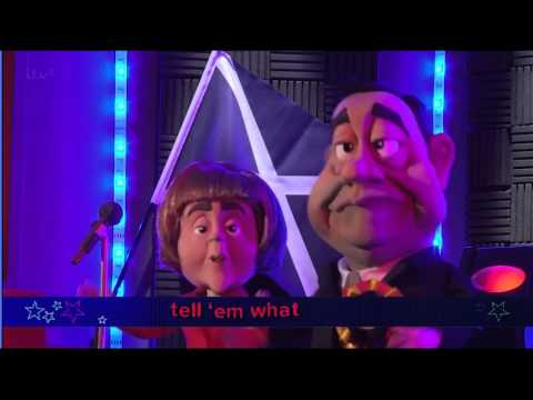 Newzoids - SNP Karaoke with Alex Salmond and Nicola Sturgeon